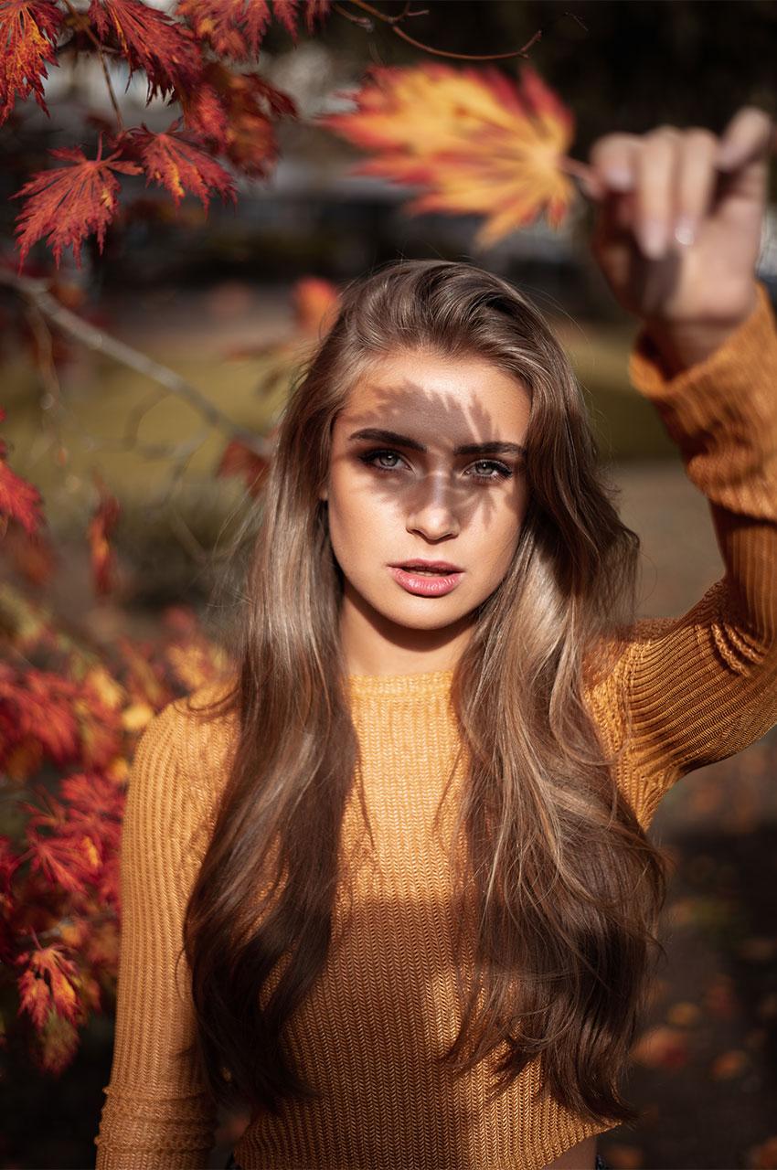 Anna von Klinski by Mona Strieder Photography