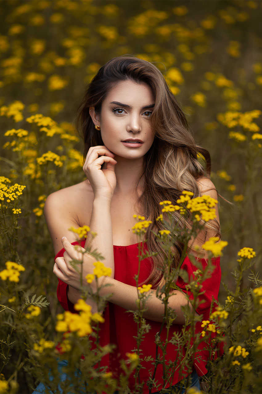 Luisa by Mona Strieder Photography