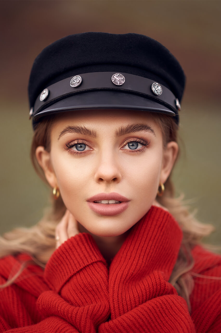 Alexa Portrait, Foto: Mona Strieder