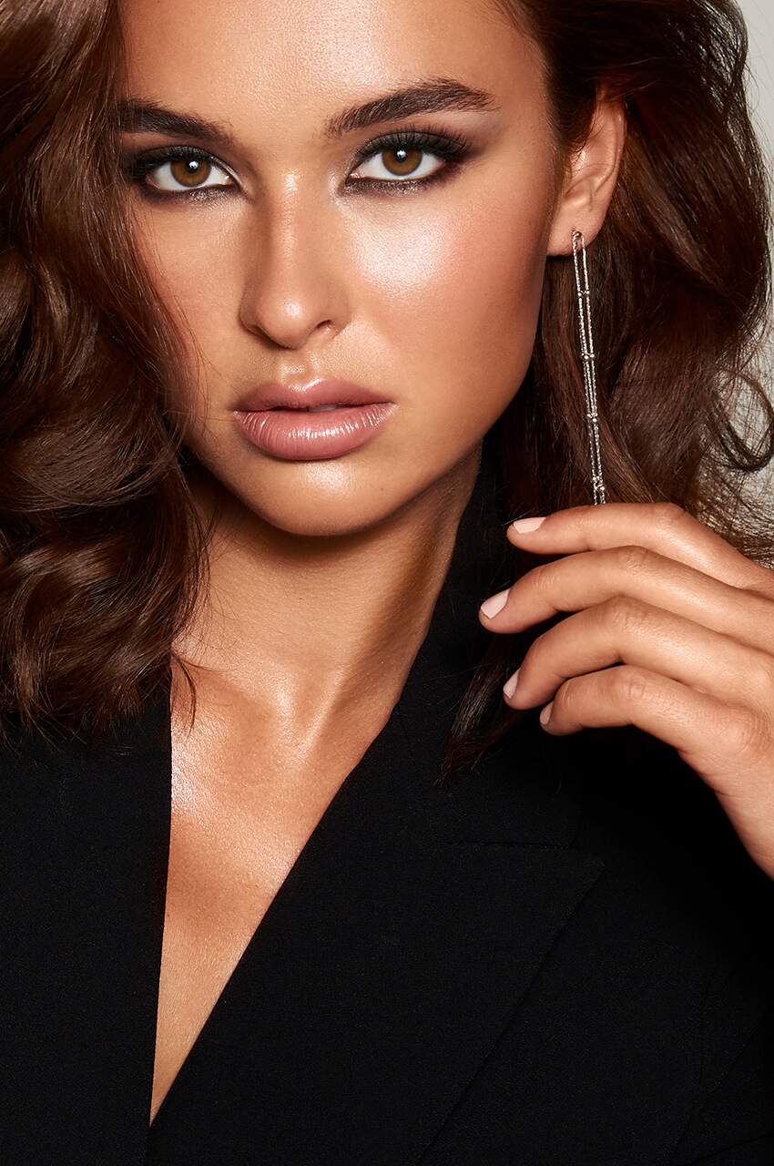 Jacky Wruck GNTM 2020 Beauty Shooting by Mona Strieder