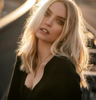 Portraitfotografie Patricia by Mona Strieder Photography