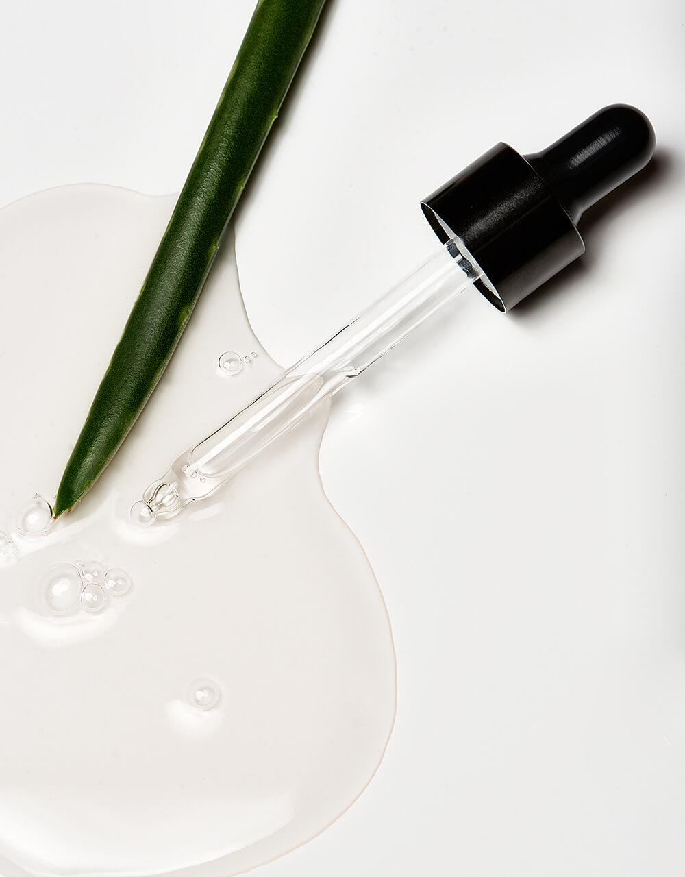 Serum Aloe Vera Produktfoto Mona Strieder