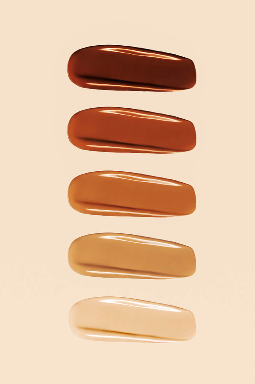 Skin Tones Produktfotografie Texturen, Foto: Mona Strieder