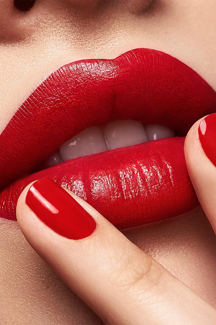 Lippenstift MAC Cosmetics; Foto Mona Strieder