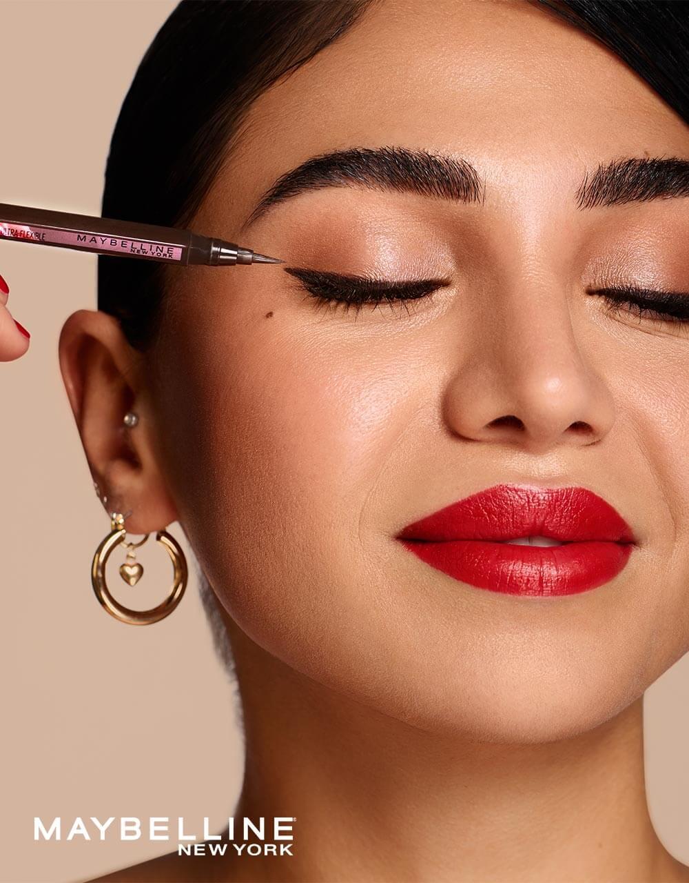 Maybelline Hyper Easy Liquid Liner - Community Beauty Shooting, Foto Mona Strieder