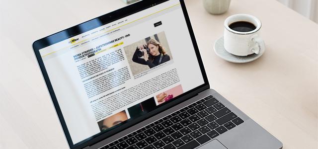 Interview jetzt online im Nikon Magazin